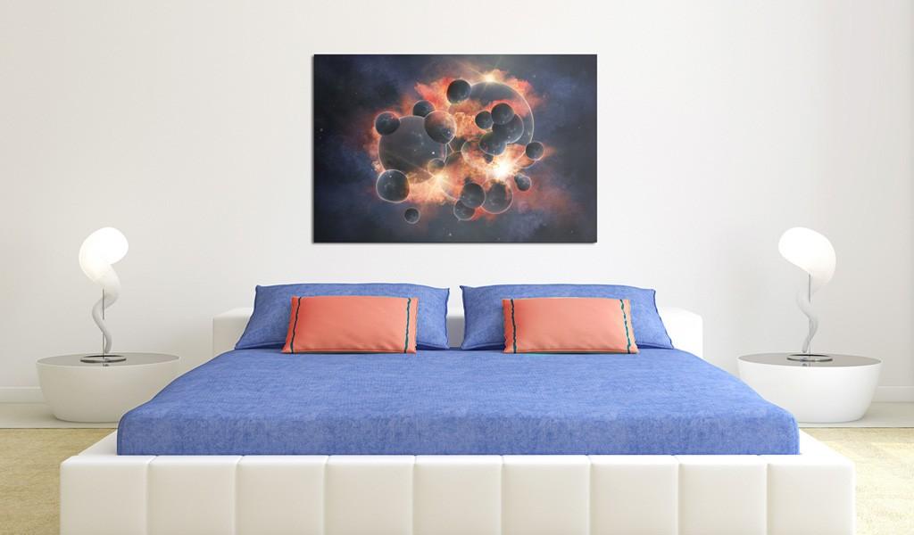obrazy nowoczesne do sypialni